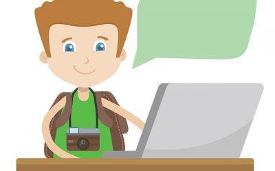 Pierwsze kroki dziecka w Internecie ?